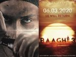 Baaghi 3 First Look Revealed This Tiger Shroff Starrer Is All Set To Roar On 6th March