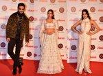 Ranveer Sara Janhvi Bhumi Slay Red Carpet Lokmat Most Stylish Awards
