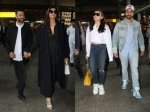 Sonam Kapoor Anand Ahuja Hand In Hand Alia Bhatt Varun Dhawan Travel Together Spotted At Airport