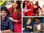 Kapil Sharma Ginni Wedding Celebrations Begin Ginni Radiant Akhand Path Krushna Dance Kapil Wedding