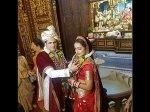 Yeh Rishta Kya Kehlata Hai Parul Chauhan Married Shivangi Joshi Rajan Shahi Attend Parul Wedding Pic