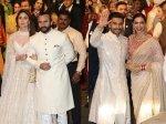 Isha Ambani Wedding Ranveer Deepika Saif Kareena Srk Salman Add Glitter To The Wedding