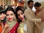Inside Pics From Isha Ambani Wedding Ranveer Deepika Candid Moment Ash Aaradhya Pose For A Pic