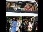 Bollywood Christmas Parties Kapoor Family Christmas Brunch Zoya Akhtar Christmas Party
