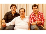 Kader Khan Could Not Kiss His Son During Last Days