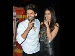 Pictures Kriti Sanon Kartik Aaryan Have Fun Luka Chuppi Wrap Up Party