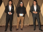 Akshay Kumar Hirthik Roshan Aamir Khan Attend Mukesh Bhatt Daughter Sakshis Reception