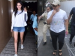 Aamir Khan Enjoys Spa Day Ananya Pandey Goes Out For Movie