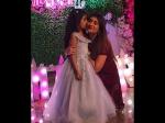 Juhi Parmar Threw Grand Birthday Party Little Princess Samairra Maasi Aashka Goradia Attends Pics