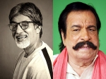 Kader Khan Was Forced To Call Amitabh Bachchan Sir Ji Lost Movies Because He Didnt