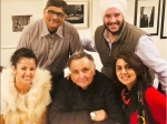 Rishi Kapoor Neetu Kapoor Celebrated Their Wedding Anniversary With A Lunch Date