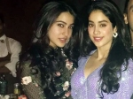 Sara Ali Khan Finds The Rivalry Rumors Between Janhvi Kapoor And Herself Funny