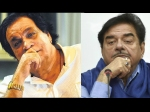 After Kader Khan Demise Shatrughan Sinha Says Artistes Should Not Be Made To Feel Neglected