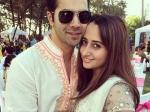 Varun Dhawan Beau Natasha Dalal Begins Wedding Preparations