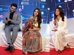 Zee Cine Awards Telugu 2018 Ram Charan Keerthy Suresh Rasmika Mandanna And Others Attend The Event