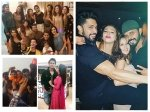 Karanvir New Year Party Bb 12 Friends Jasleen Shivashish Party With Sreesanth Deepak Grand Welcome