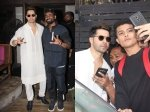 Varun Dhawan Spotted Posing For Selfies With Fans After Wrapping Kalank Shoot