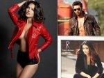Dabboo Ratnani 2019 Calender Sunny Goes Red Hot Ranbir Aishwarya Look Their Stylish Best