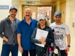 Rakesh Roshan Gets Discharged From Hospital Post Cancer Surgery Hrithik Shares First Photos