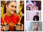Kalakar Awards 2019 Erica Fernandes Nakuul Mehta Arshi Khan Shivangi Joshi Others Bag Awards Pics