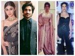 Lions Gold Awards Mouni Roy Jennifer Winget Harshad Chopda Surbhi Chandna Others Rock Red Carpet