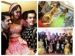 Mohsin Khan Sister Wedding Divyanka Yrkkh Actors Attend Mohsin Shivangi Dance Vid Sangeet Viral
