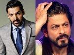 John Abraham Takes A Dig At Shahrukh Khan I Dont Dance At Weddings For Money