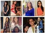 Surbhi Chandna Anita Hassanandani Vikas Gupta Tv Celebs 10 Year Challenge Tv Celebs Transformations