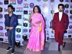 Lions Gold Awards Red Carpet Aparshakti Khurana Saqib Saleem Neena Gupta Make Heads Turn