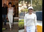 Sonali Bendre Visits Facebook Hq Janhvi Kapoor Snapped Out And About