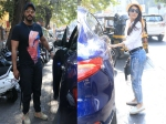 Malaika Arora And Her Son Arhaan Khan Enjoy Sunday Lunch With Arjun Kapoor: Pictures!