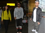 Ranveer Singh & Kiara Advani Snapped At The Airport; Kunal Khemu Sports A Casual Look To The Airport