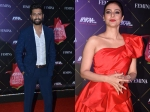 Vicky Kaushal Looks Super Handsome At The Femina Beauty Awards; Tabu Stuns On The Red Carpet