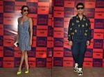 Malaika Arora And Karan Johar's Stylish Entries At An Event Made Heads Turn