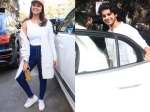 Parineeti Chopra Snapped Out And About In The City Ishaan Khatter Looks Cool In Casual Avatar