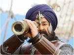 Mohanlal S Marakkar Arabikadalinte Simham Has Presence Of Kannada Superstar Sudeep