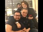 Aamir Khan Visit Rishi Kapoor In New York Neetu Kapoor Says He Is A True Superstar
