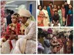 Palak Jain Tapasvi Mehta Get Hitched Kunal Jaisingh Bharti Kumar Shweta Kawaatra Others Attend