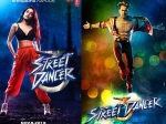 Street Dancer First Posters Varun Dhawan And Shraddha Kapoor All Set To Dance Like No One S Watching