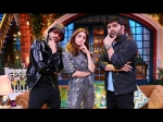 The Kapil Sharma Show Gully Boy Ranveer Alia Unveil Funny Boy Poster Ranveer Alia Bring House Down