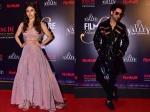 Shahid Kapoor Goes All Black Filmfare Glamour Style Awards Mouni Roy Looks Beautiful