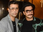 Karan Johar Says That He Would've Been Crushed If Ranveer Singh Had Declined To Act In Takht