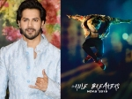 Varun Dhawan Reveals The Release Date Of His Dance Film With This Drool Worthy Still
