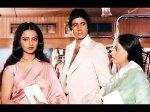 Rekha Affair Amitabh Bachchan I Am The Other Woman Jaya Bachchan Has Cute Bechari Image