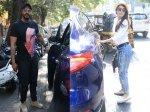 Malaika Arora Son Arhaan Khan Sunday Lunch With Arjun Kapoor Pictures