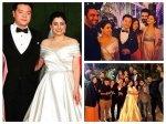 Benaf Dadachandji Ties The Knot With Norman Hou Ridhi Raqesh Sharad Keerti Rubina Others Attend Pics
