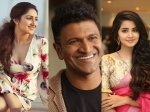 Puneeth Rajkumar Fans Disappointed With Yuvaratna Makers For Choosing Sayyeshaa Over Anupama