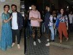 Sonam Kapoor Anand Ahuja Twinkle Khanna Akshay Kumar Others Elkdtal Screening