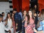 Gauri Khan Hosts Dinner Party For Arjun Kapoor Malaika Arora Karishma Kapoor Others