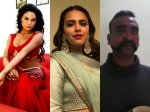 Veena Malik Mocks Iaf Commander Abhinandan Varthaman Swara Bhaskar Gives It Back
